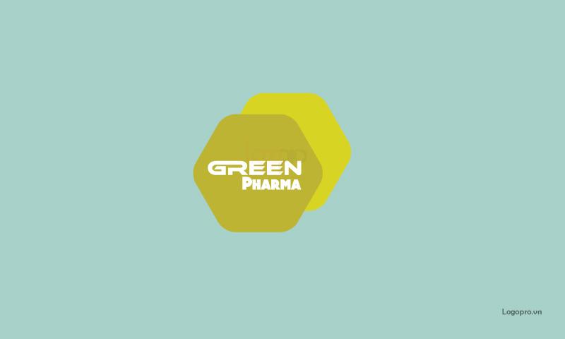 Thiet-ke-logo-GreenPharma