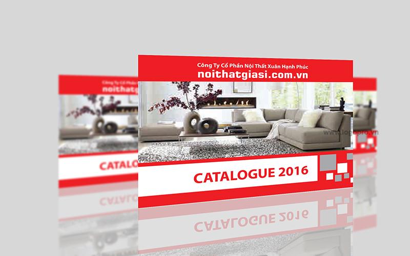 Thiết kế catalogue Nội thất giá sỉ