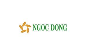 Thiet ke logo Ngoc Dong