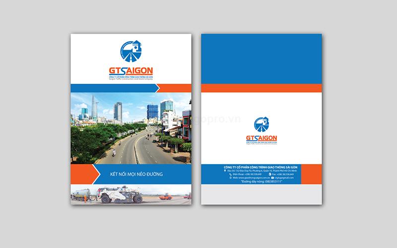 Thiết kế profile Công trình giao thông Sài Gòn