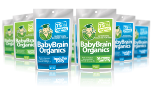 Thiet ke bao bi Baby Brain Organics