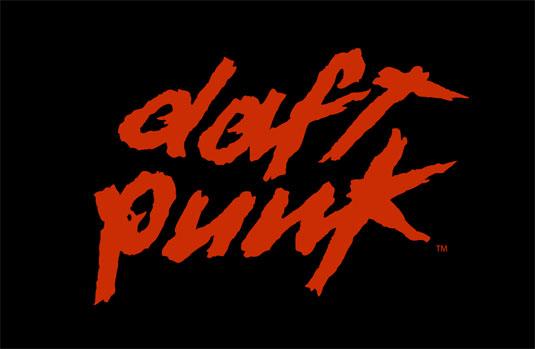 Daft Punk logo'