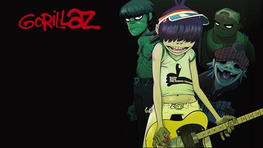 Gorillaz logo
