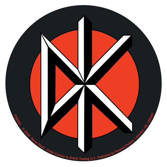 The Dead Kennedy logo